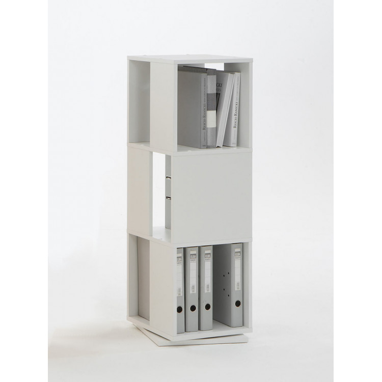 Etagère contemporaine pivotante Power