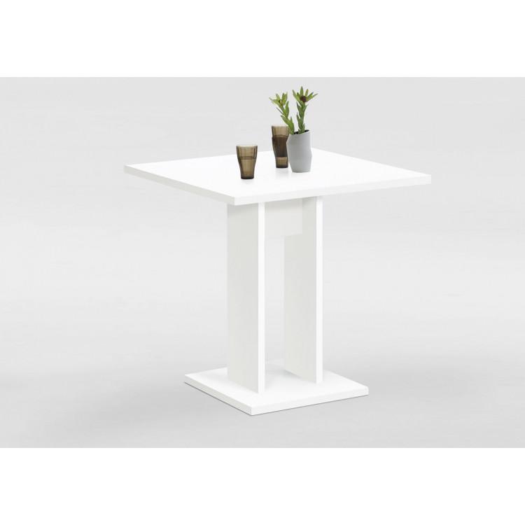Table de cuisine contemporaine carrée Anatole