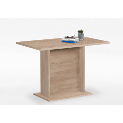 Table de cuisine contemporaine retangulaire Anatole I