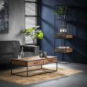 Table basse contemporaine en bois Anaïs