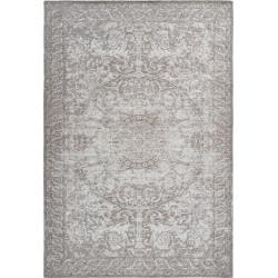 Tapis rectangle vintage rayé pour salon Fremont