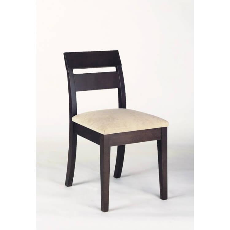 Chaises de salle à manger contemporaine (lot de 2) Otoctia