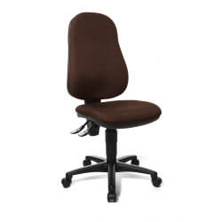 Chaise de bureau BROWN