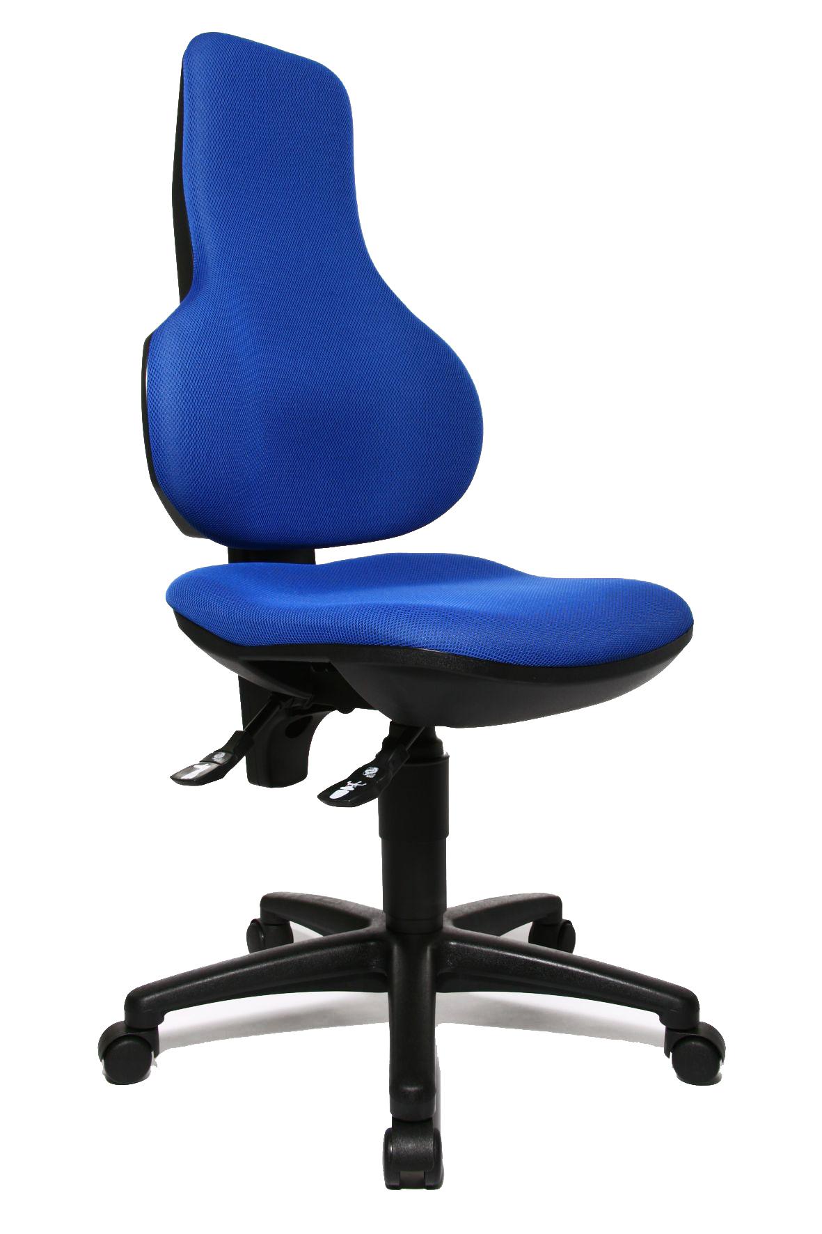 Chaise de bureau TOLEDE