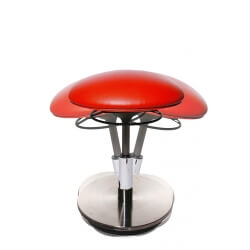 Tabouret FITNESS RED