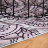 Tapis très doux rectangle design en polyester Harry