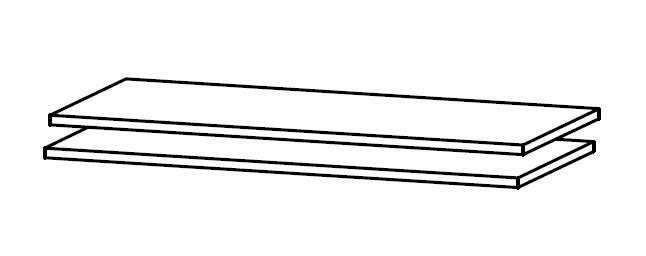 Etagère 82 cm Lazaro