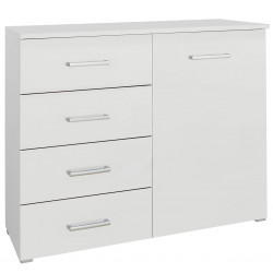 Commode contemporaine 93 cm Ysaline