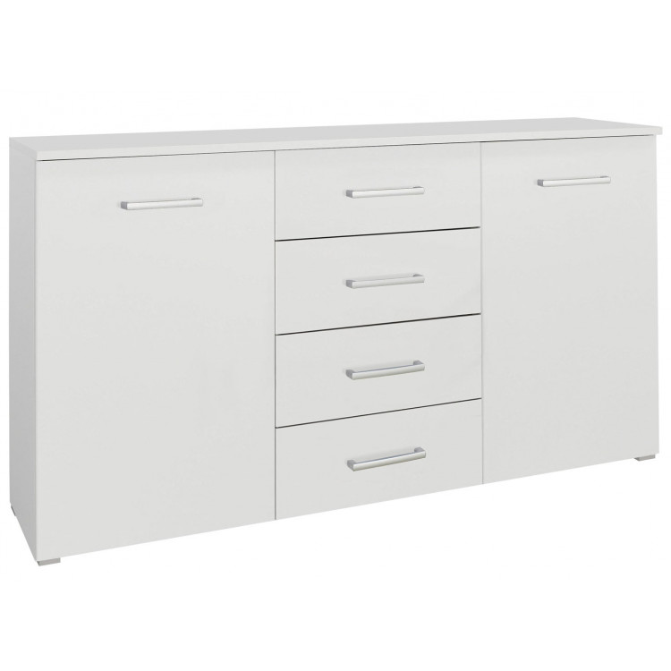 Commode contemporaine 140 cm Ysaline