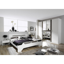 Chambre adulte contemporaine Ysaline