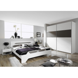 Chambre adulte contemporaine Ysaline I