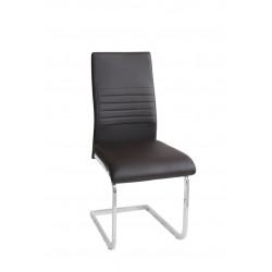 Chaise de salle à manger moderne (lot de 4) Paulo