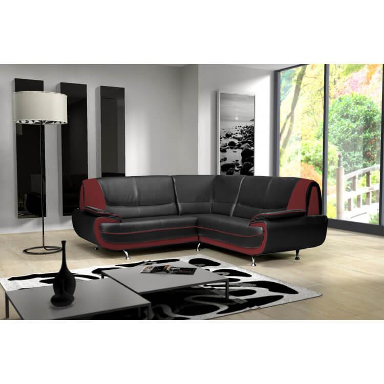 Canapé d'angle design Sun
