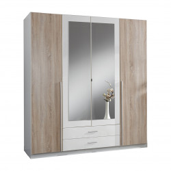 Armoire adulte contemporaine 179 cm Kattie