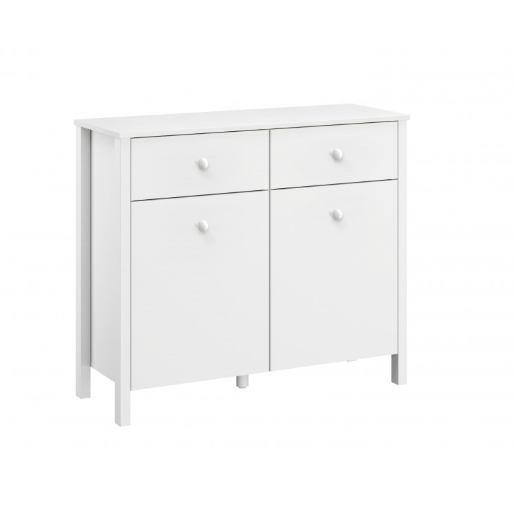 Commode moderne blanche San Francisco
