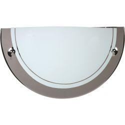 Applique classique demi-cercle verre Adenora