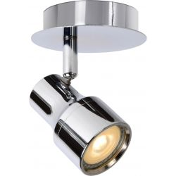 Spot moderne en métal LED Ø10 cm Steel