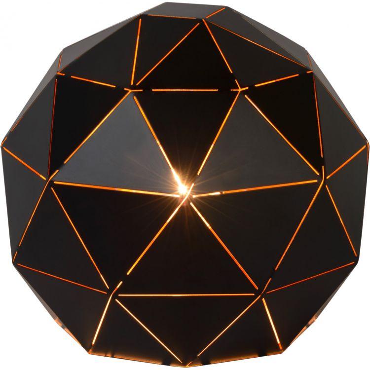 Lampe à poser moderne en métal Ø25 cm Haude