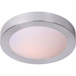 Plafonnier moderne aluminium pour salle de bain Sabin