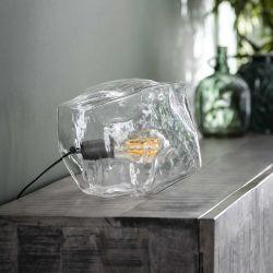 Lampe de table en verre soufflé Jack
