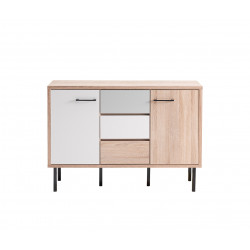 Buffet/bahut scandinave 120 cm Juliana