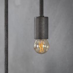 Ampoule LED filament E27 4W Ø4,5 cm