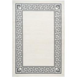 Tapis baroque à courtes mèches rectangle pour salon Paris