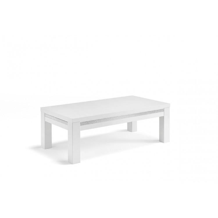 Table basse rectangulaire moderne laquée Medusa