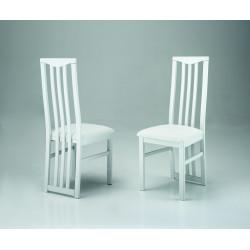 Chaise de salle à manger moderne (lot de 2) Melvina