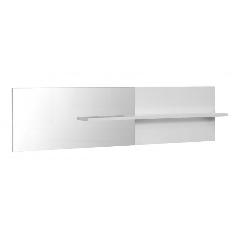 Miroir rectangulaire blanc Amelie