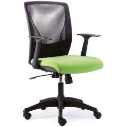 Chaise de bureau moderne réglable en hauteur avec accourdoirs Victoria