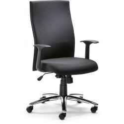 Chaise de bureau moderne réglable en hauteur avec accourdoirs Marina