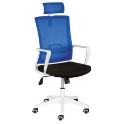 Chaise de bureau moderne réglable en hauteur avec accourdoirs Charlie