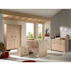 Chambre bébé contemporaine Camelia