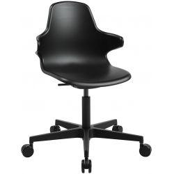 Chaise de bureau moderne réglable en hauteur Malorie