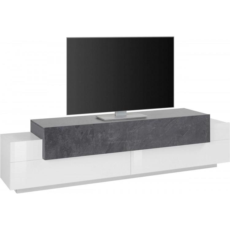 Meuble TV moderne 200 cm Corso