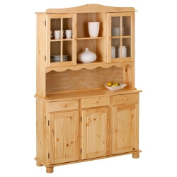 Buffet rustique en pin massif naturel Venise