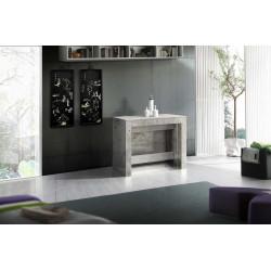 Table console extensible contemporaine Montoya