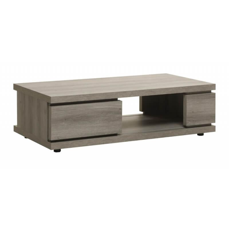 table basse contemporaine portes coulissantes ch ne mara jodie. Black Bedroom Furniture Sets. Home Design Ideas