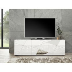 Meuble TV moderne 181 cm Larissa