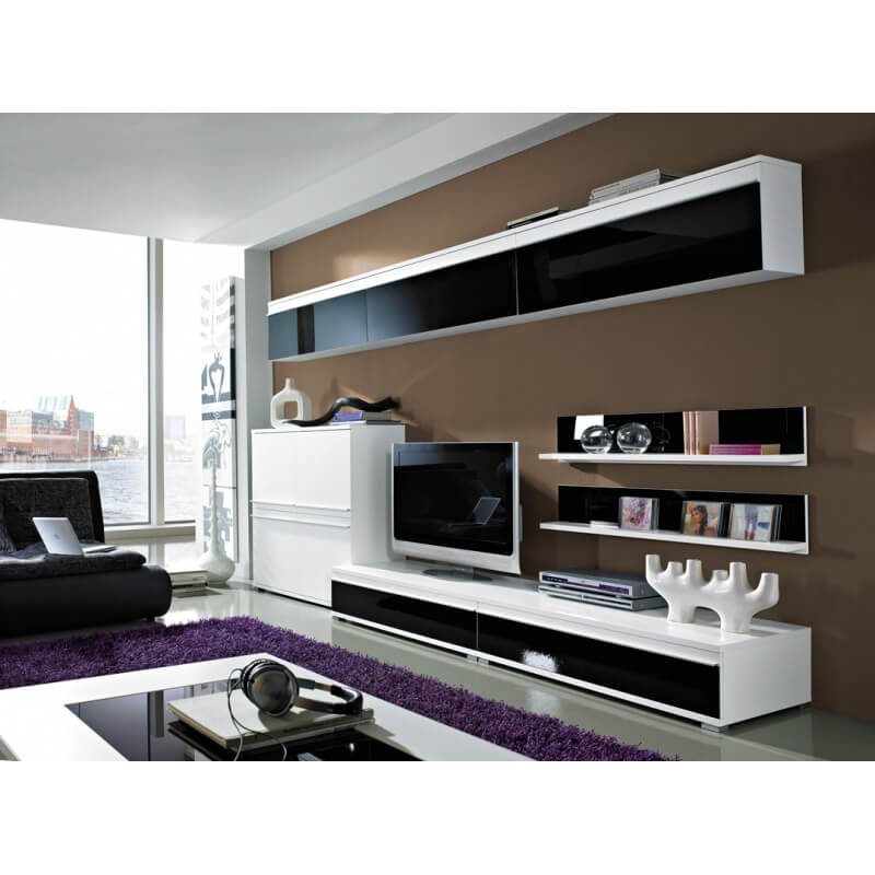 meuble de rangement design suspendu colorado ii matelpro. Black Bedroom Furniture Sets. Home Design Ideas