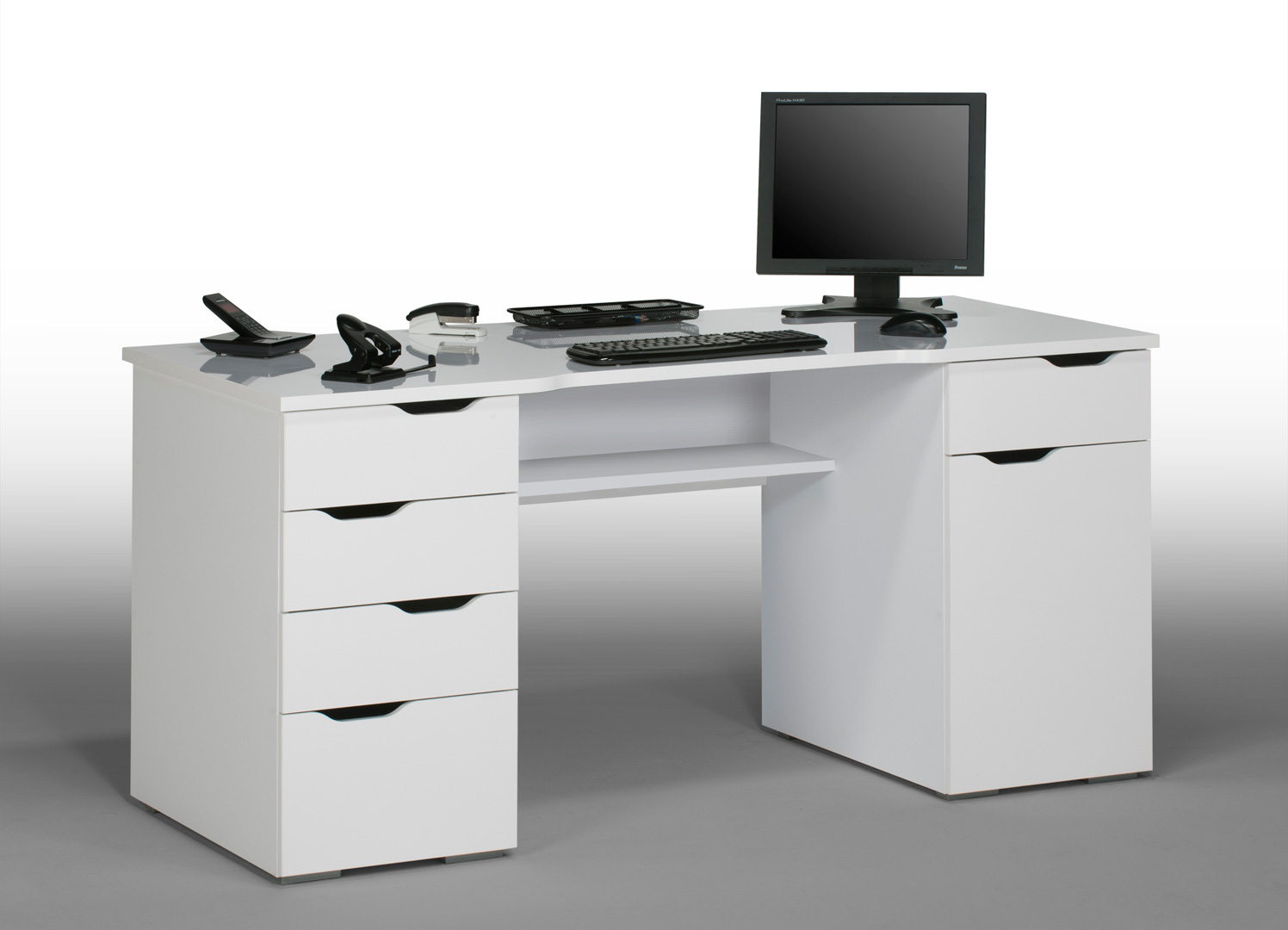 Bureau informatique design Trosa