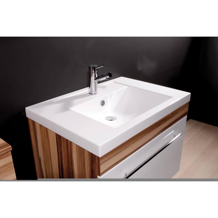 meuble sous lavabo suspendu contemporain tulsa. Black Bedroom Furniture Sets. Home Design Ideas