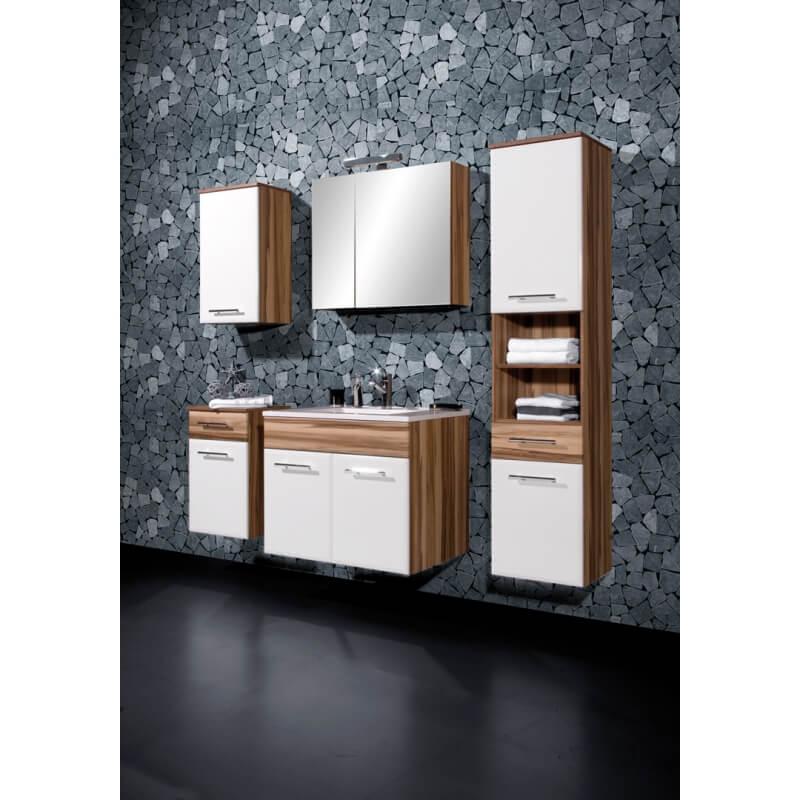 meuble bas suspendu contemporain de salle de bain toledo. Black Bedroom Furniture Sets. Home Design Ideas