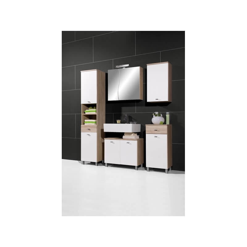 armoire de toilette contemporaine sacramento. Black Bedroom Furniture Sets. Home Design Ideas