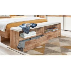 Bout de lit contemporain avec tiroir Melby