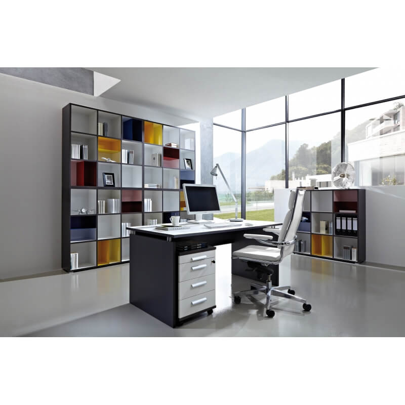 Bureau informatique design riverside ii - Bureau informatique design ...