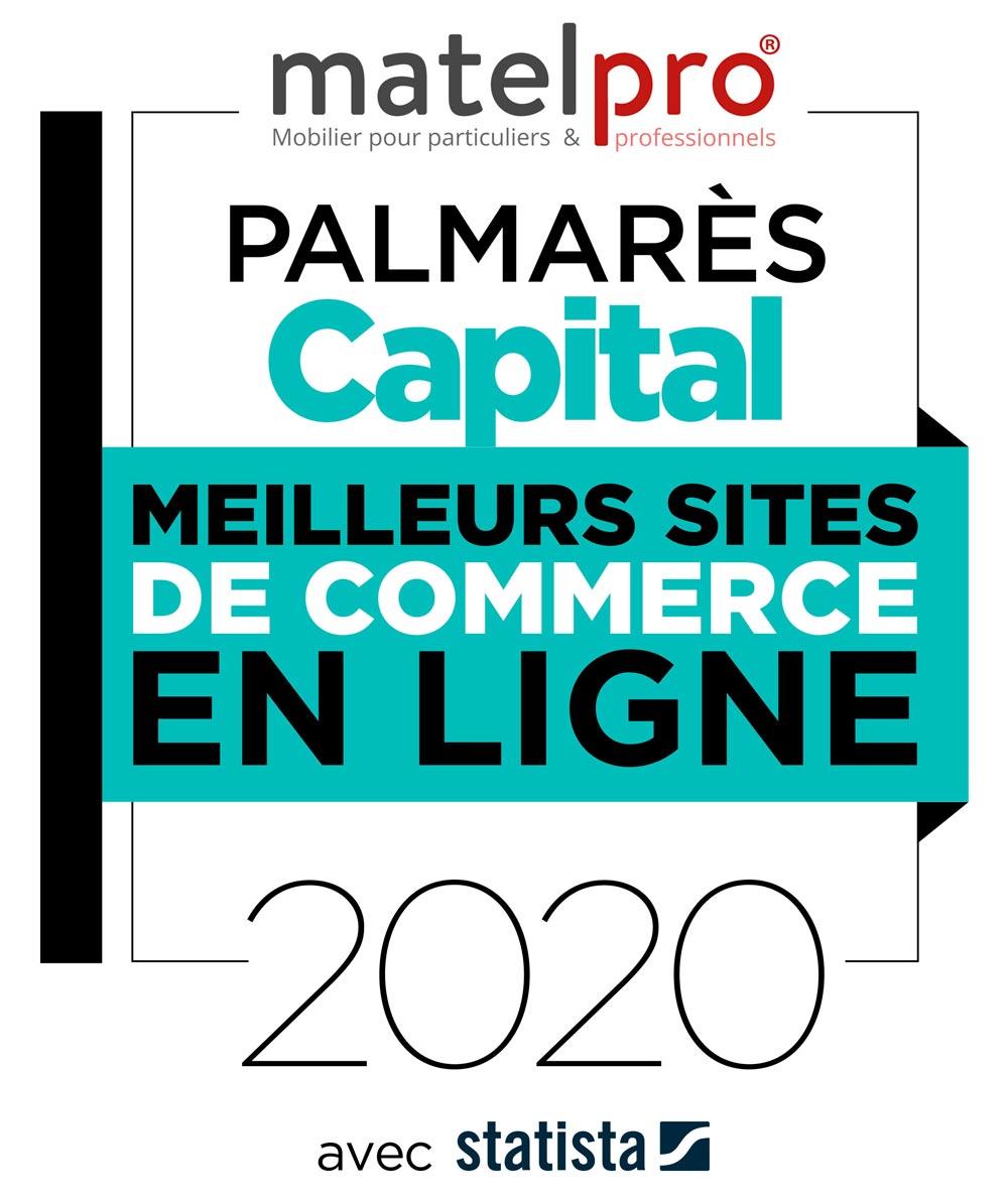Matelpro label Capital 2020
