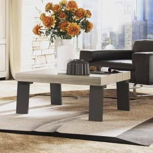 Une table basse moderne pour un salon pratique et chaleureuxhellip
