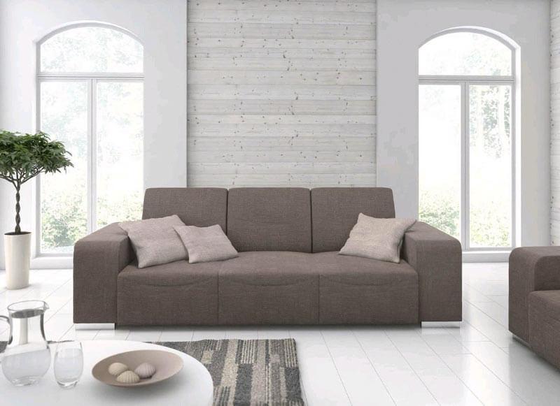 canapé en cuir design